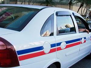 taxi de Salvador